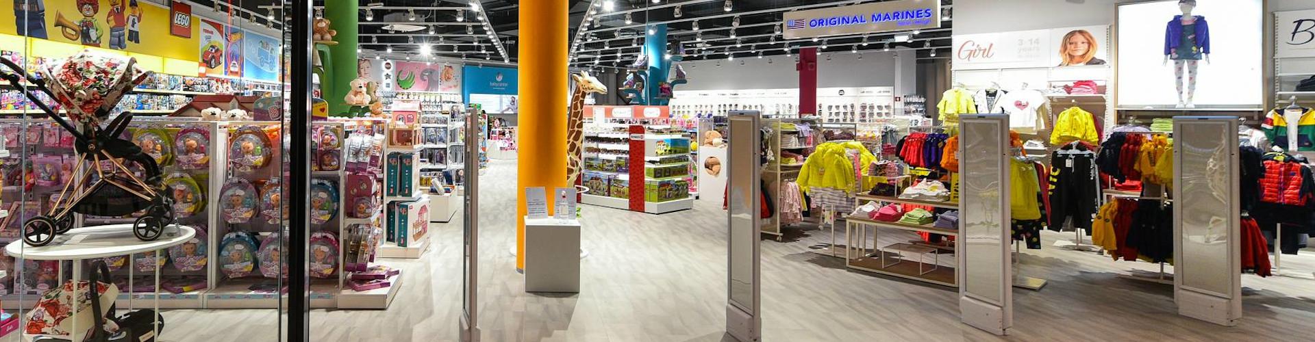 Baby Center | ALEJA, nakupovalno središče Ljubljana Šiška